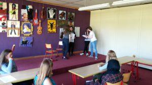 Schauspiel-Casting
