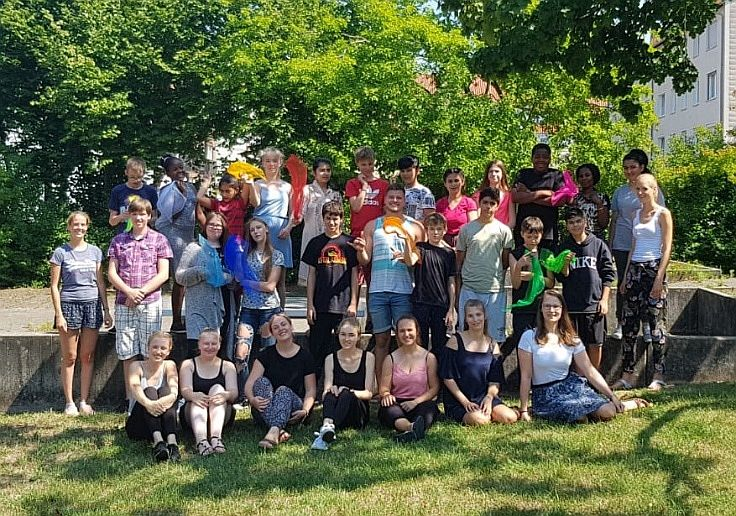 IGS Badenstedt Sommerschule 2018